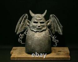 Sculpture De Bois Whimsical Gargoyle, Sciage De Tronçonneuse, Art Du Bois, Art Populaire, Shrum